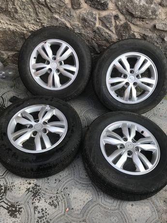 Диски R16/5*114,3/et56 Hyundai Tucson/Sportage/Carens