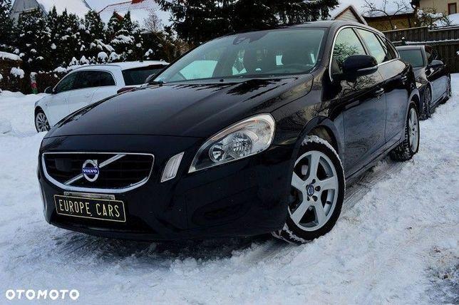 Volvo V60 2.0d D3 100%Bezwypadkowe Pelny Serwis Full Opcja Stan Idealny