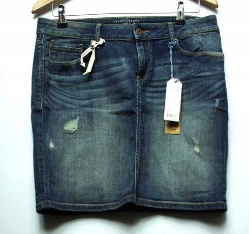 Spodnica jeansowa Esprit