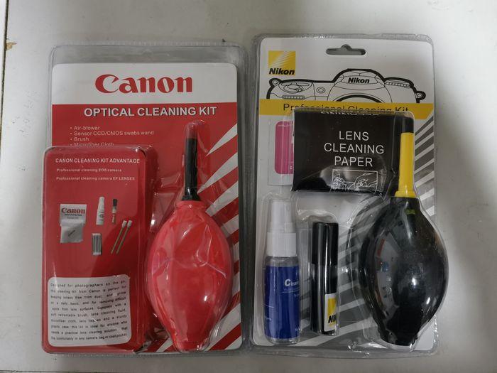 """Продам Набор для чистки линз и оптики """"Canon"""" и """"Nikon"""" 7 в 1 Киев - изображение 1"""