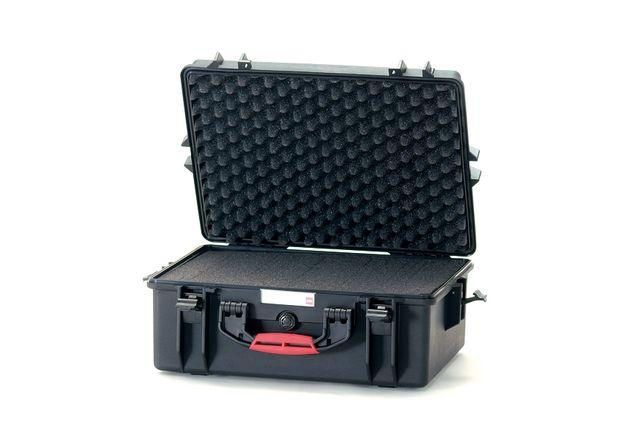 Case HPRC Kufer transportowy 2600C z pianką, torba na aparat, Jak nowy