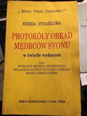 Protokoły obrad mędrców Syjonu