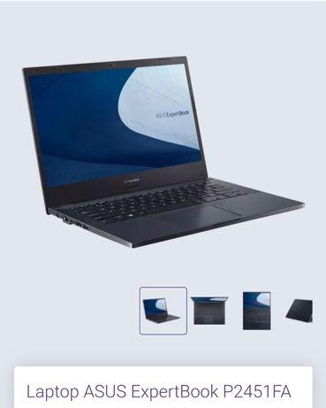 Nowiutki Zaplombowany!!Laptop ASUS ExpertBook P2451FA   .24-mce Gwaran