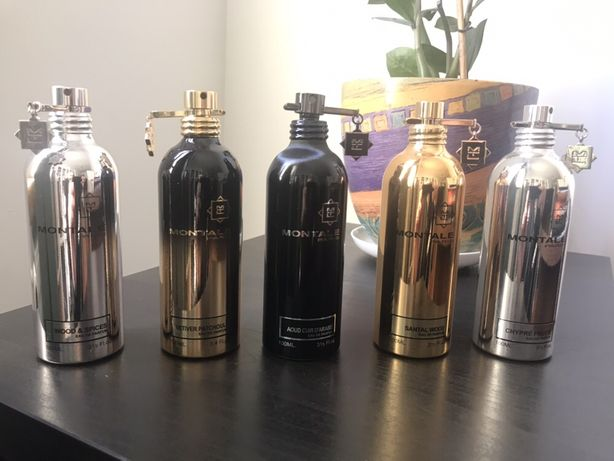 Montale Paris odlewki perfum 5 ml