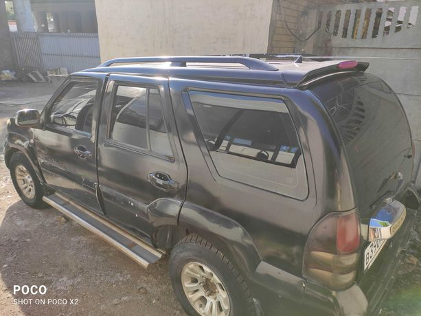 Продается автомобиль Dadi Shuttle 2006