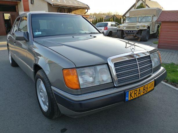 1989 Mercedes W124