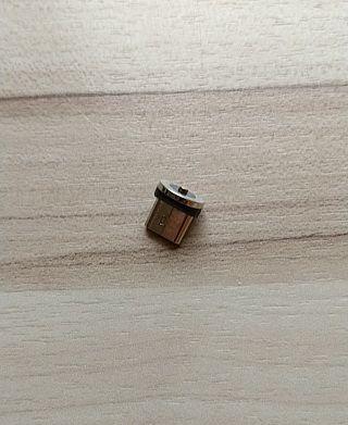 Коннектор к магнитному кабелю microUSB, Type C, 8pin