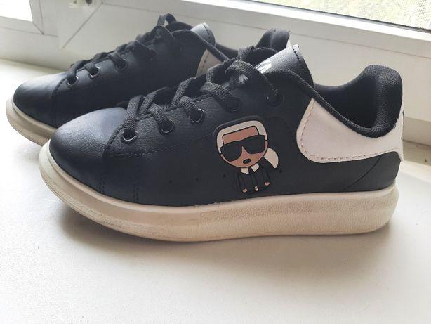 Кросівки кеди на дівчинку 35 розмір