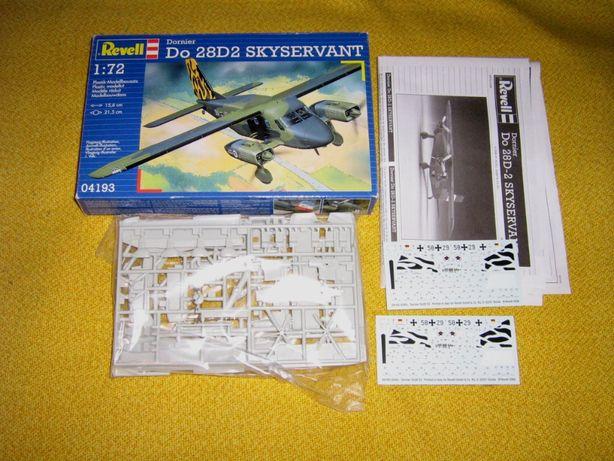 Do-28 Skyservant 1/72 Revell