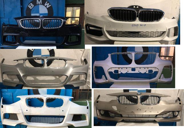 Бампер BMW