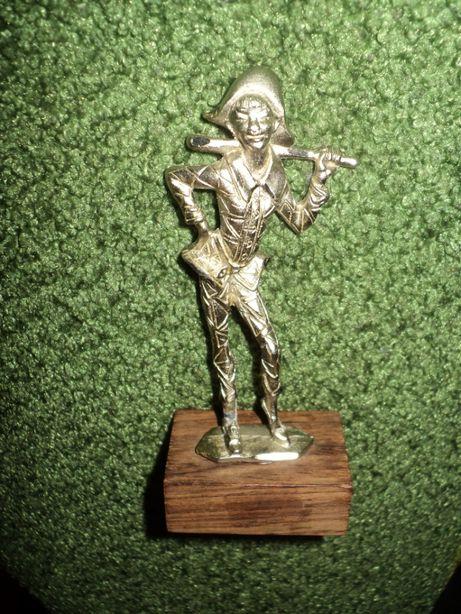 Статуэтка оловянная peltro inciso made in italy подарок редкость