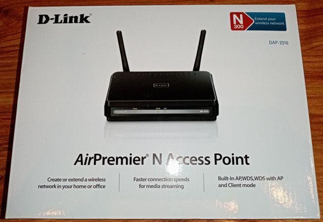 Гигабитная точка доступа D-link DAP-2310 (1000 mbs)