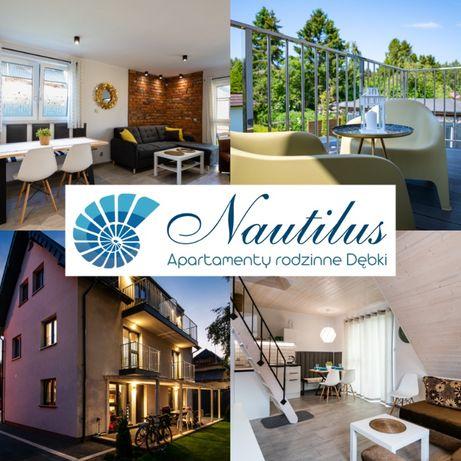Apartamenty na wynajem Willa Nautilus
