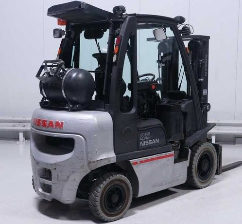 Автонавантажувач, погрущик, кара Nissan-U1D2А25LQ