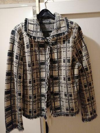 Żakiet/ sweter damski, piękny, na guziki