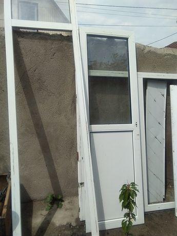 Балконный блок. Окно, дверь- можно отдельно
