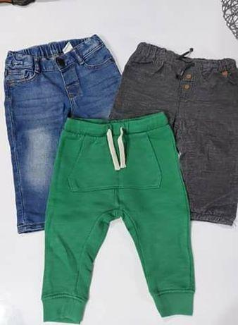 Spodnie rozmiar 74 Hm nowe