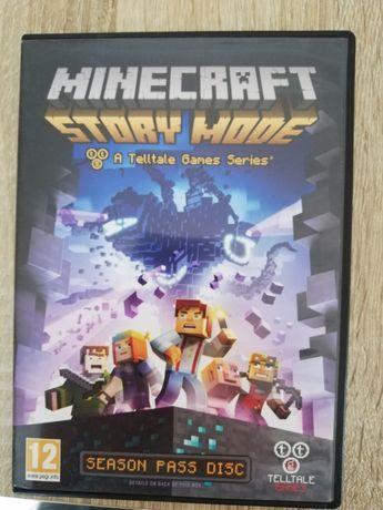 Gra Minecraft. Story Mode cz. I