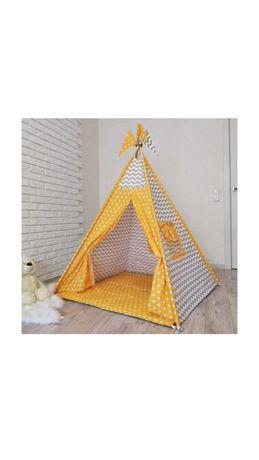 Вігвам дитяча палатка