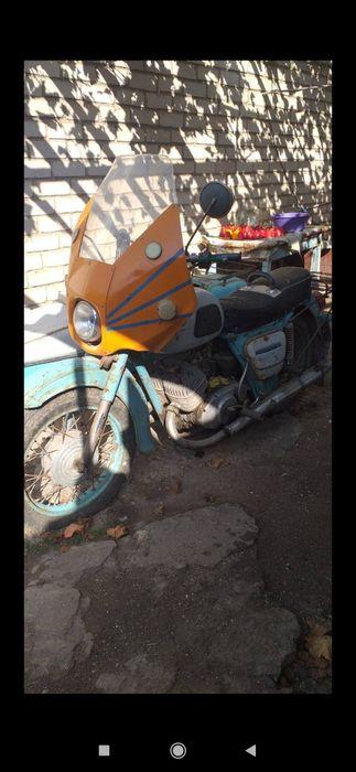 Мотоцикл ИЖ Юпитер Приморск - изображение 1