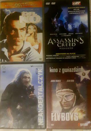 Filmy DVD, 26 szt.