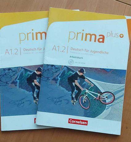 Учебник Prima A1.2, Cornelsen
