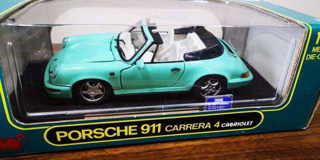 ANSON 1 18 Porsche 911 Carrera 4 cabriolet miniatura