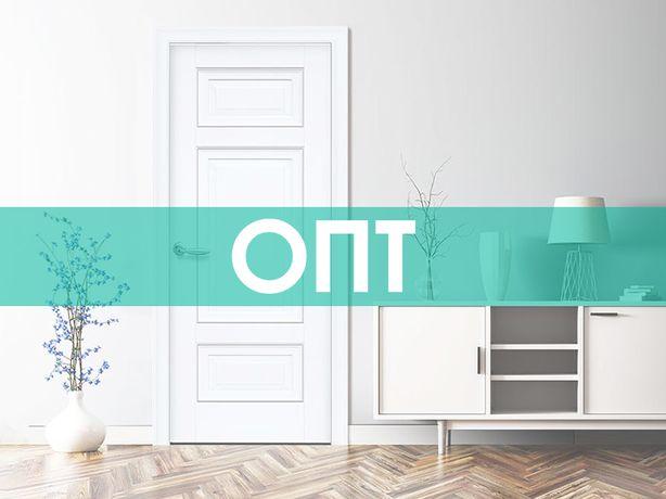 """Двери межкомнатные ОПТОМ со склада от фабрики """"Новый стиль"""""""