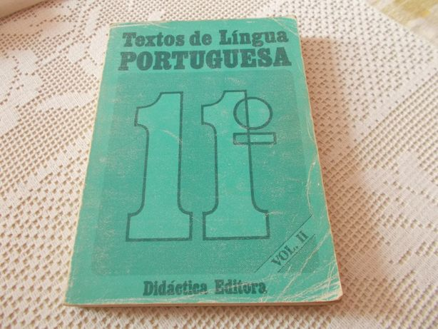 textos de lingua portuguesa