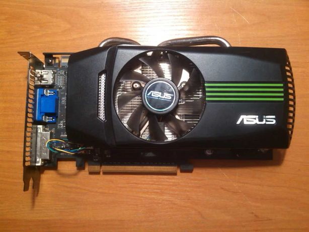 ASUS GeForce GTS450 1GB, 128bit, DDR5