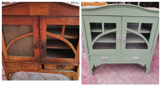 Реставрація/покраска/ремонт/фарбування/лакування меблів,дверей,фасадів