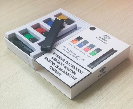 Juul Strater Kit +4 Pods Джул cтартерКит подСистема вейп сигарета поды