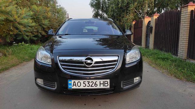 Opel Insignia 2.0 2010 з Німеччини Инсигния с Германия
