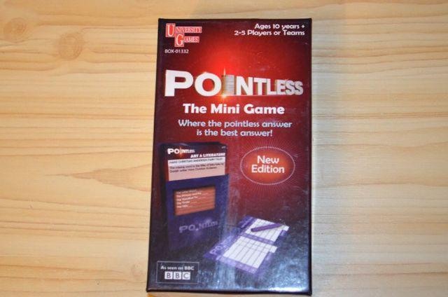 Pointless, настольная игра