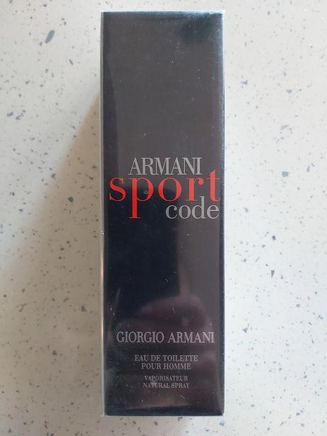 Giorgio Armani Code Sport 100 мл.Армани Код Спорт 100 мл для мужчин.