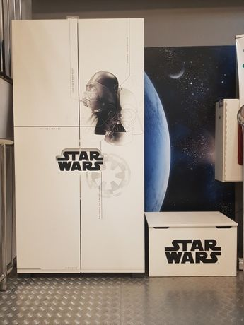 Zestaw mebli młodzieżowych Star Wars/ Meblik