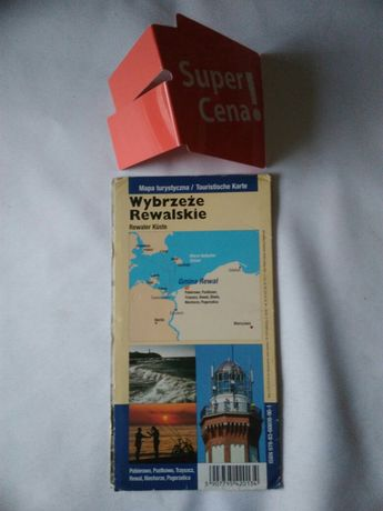 """mapa """"wybrzeże Rewalskie"""""""