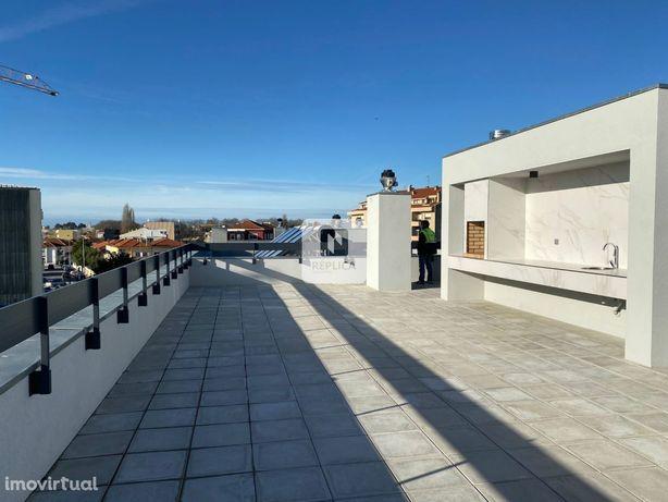 T1 *Novo* Terraço* Varanda * Garagem » à Av.Antunes Guimarães » Porto