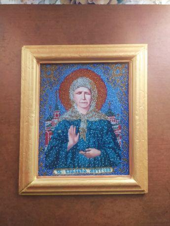 Продам икону Свята Матрона