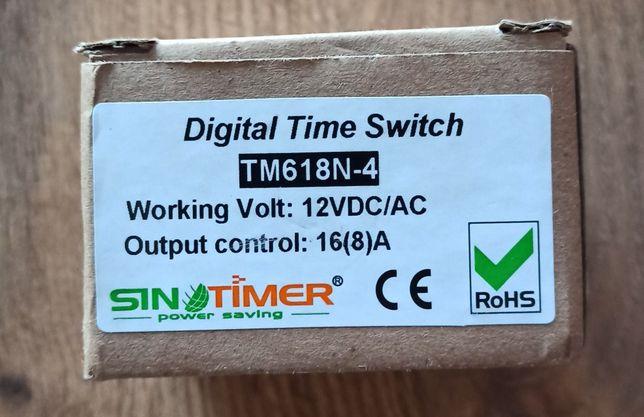 Programator TM618N-4 12 V