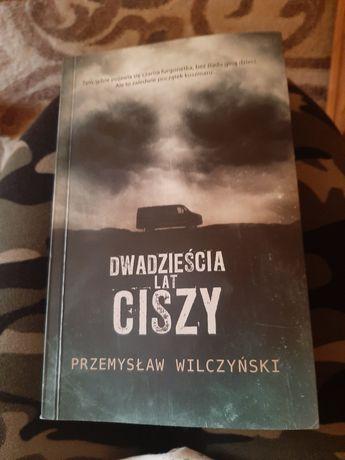 Książka thriller...