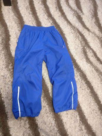 Spodnie zimowe fioletowe ocieplane LOAP narciarskie stan bdb 104