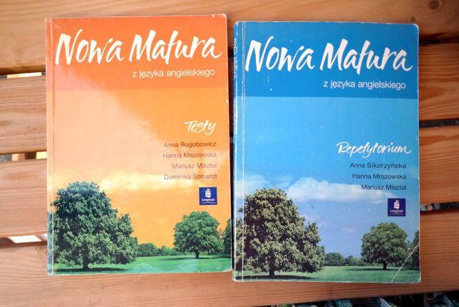 Nowa matura z języka angielskiego. Repetytorium i testy (2001)