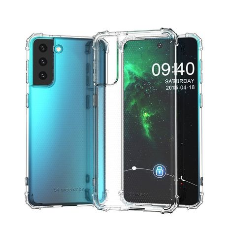 Etui żelowe A-shock do Samsung Galaxy S21 Plus 5G