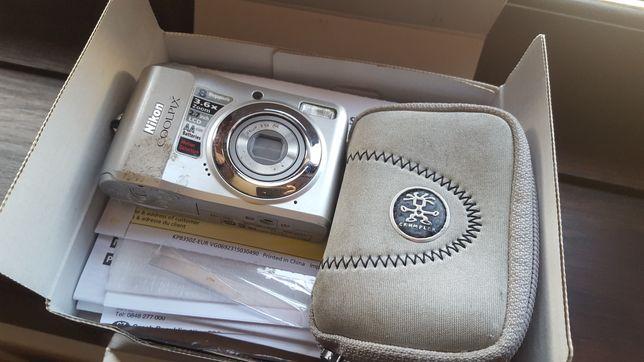 Máquina fotográfica digital Nikon Coolpix 8 mp