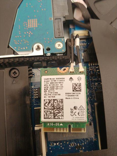 Karta wi-fi Intel 9560NGW