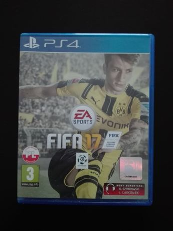gra FIFA 17 PS4