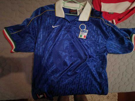Camisola Itália 1995 - XL - Excelente Estado