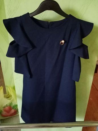 Школьное платье р 152