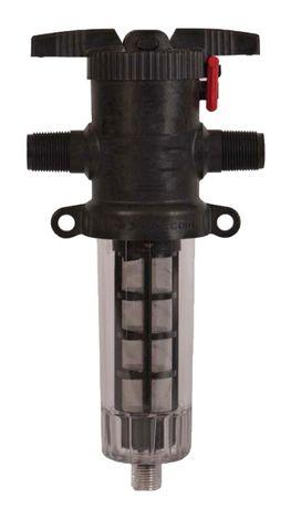 Narurowy filtr samoczyszczący wody korpus + wkład TwistIIClean T2C150